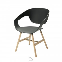 Chair Casamania Vad Wood