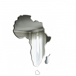 Specchio Cattelan Africa