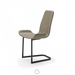 Chair Cattelan Flamingo Cantilever