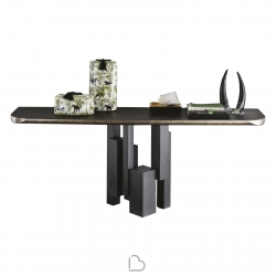 Console Cattelan Skyline Wood-C