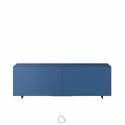 Lago Sideboard Plenum opaque glass