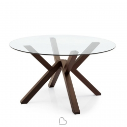 Table Connubia Calligaris Mikado CB/4728-V 140