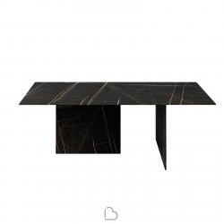 Lago Table Stratum XGlass