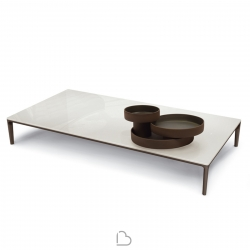 Rectangular Coffee Table Alivar Poggio