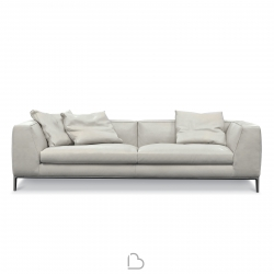3 Seater Sofa Alivar Cloud