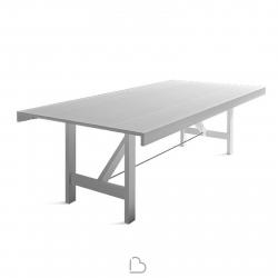 Extensible Table Horm Capriata