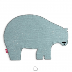 Carpet Nidi Polar Bear