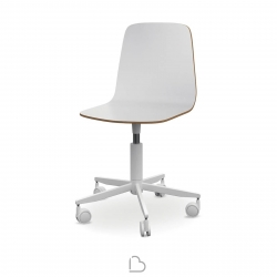 Chair with Wheels Nidi Tak