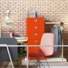 Bench with Drawers Nidi Loop