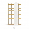 Bookcase Nidi Surfy
