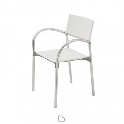 Chair with Armrests Segis Breeze