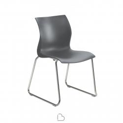 Chaise de Traîneau Segis Nami