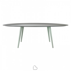Oval Table Novamobili Argos