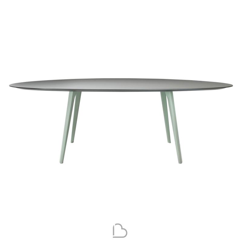 Oval Table Novamobili Argos Barthome