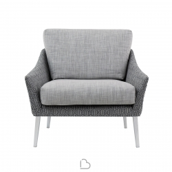 Lounge Armchair Segis Cross