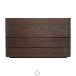 Chest of 4 drawers Novamobili Norman