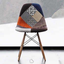 Chair La Seggiola Shell Patch