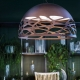 Pendant lamp Studio Italia Kelly Dome