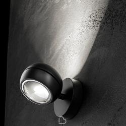 Lampada da parete Studio Italia Design Nautilus