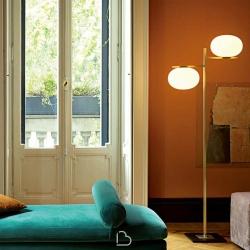 Oluce Alba 383 floor lamp