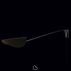 Oluce Plume wall lamp