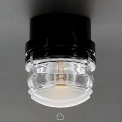 Oluce Fresnel wall lamp