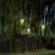 Oluce Niwa outdoor lamp