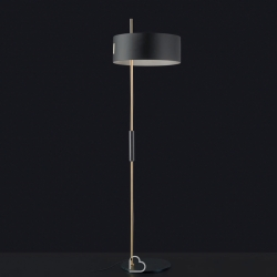 Oluce floor lamp 1953