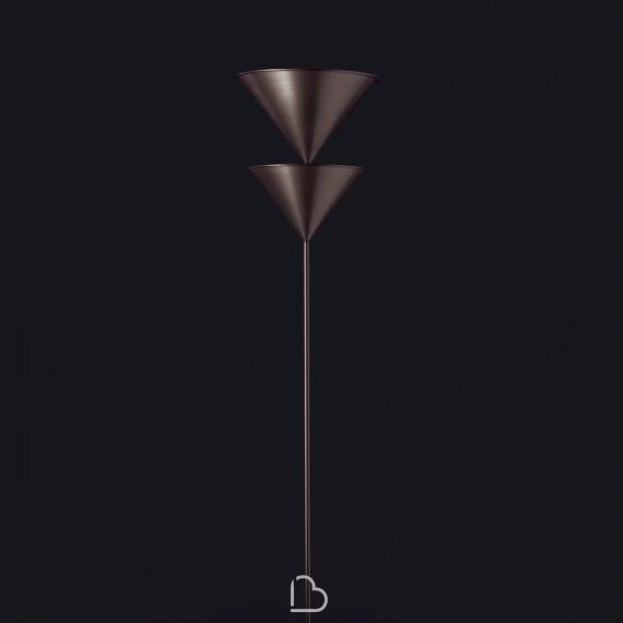 Oluce Pascal floor lamp