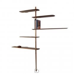 Nomon Estanteria frontal floor shelves