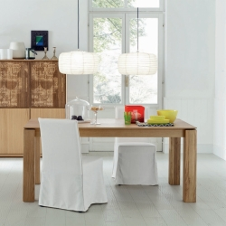 Alta Corte Santiago extendable table