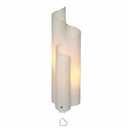 Lámpara de mesa Artemide Mezzachimera