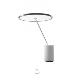 Lampada da tavolo Artemide Sisifio