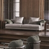 Sofa 2 Places Ditre Italia Althon high