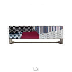 Sideboard Bonaldo Doppler Low