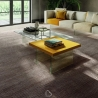 Lago Coffee table Air Lacquered H. 41.4