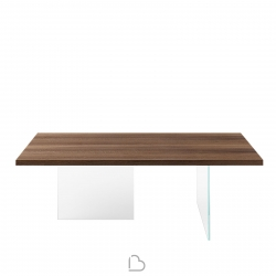 Lago Table Air Haywood - Agewood H 76