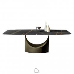 Lago Tavolo con piano a botte U - Wildwood / XGlass / Agewood / Haywood