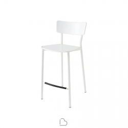 Stool Connubia Calligaris Jelly Metal CB1969