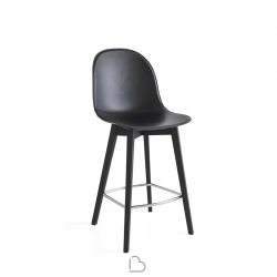 Connubia Calligaris Stool Academy W CB/1672 LHS