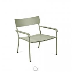 Serax Chaise Lounge Nero Agosto
