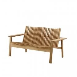 Sofa 2-seater Cane-Line Amaze