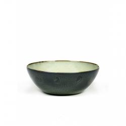 Serax Bowl XL Gris / Bleu Foncé