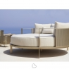 Round bed Chill Gandiablasco Solanas