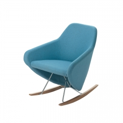 Rocking Armchair Segis Taxido