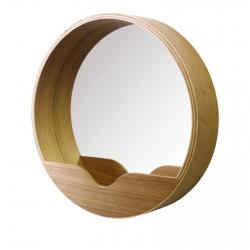 Mirror Zuiver Round Wall