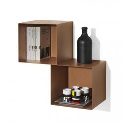 Bookshelf Pezzani Twin