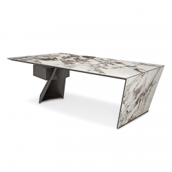 Cattelan Nasdaq Keramik Desk