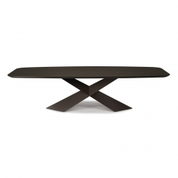 Cattelan Tyron Wood Ver. B Table
