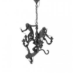 Seletti Lampe à suspension Monkey Chandelier